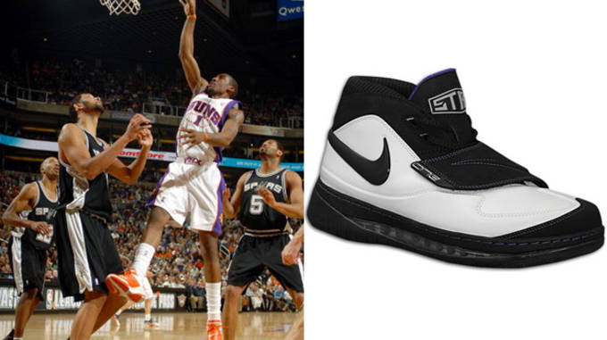1497e874873bb Amar e Stoudemire s 10 Best On-Court Sneaker Moments