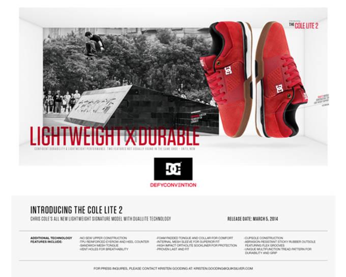 DC Cole Lite 2