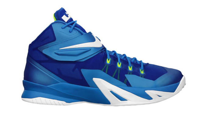 new style b84f1 809db Sneaker Showdown: How Does the Nike LeBron 12 Hold Up vs ...