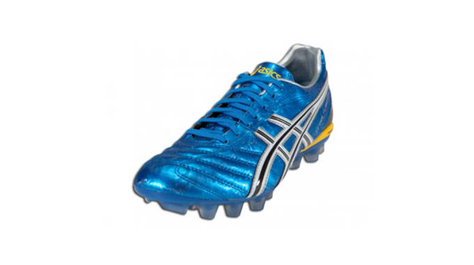 The Asics Lethal Flash Soccer Boot