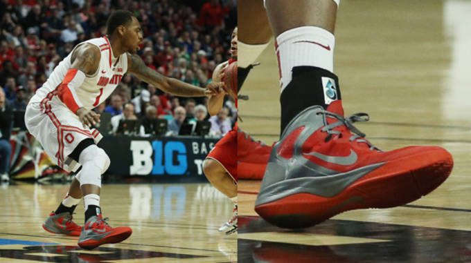 f345db4c3f8f The 15 Most Unusual Sneakers Worn During the 2013 NCAA Tournament ...