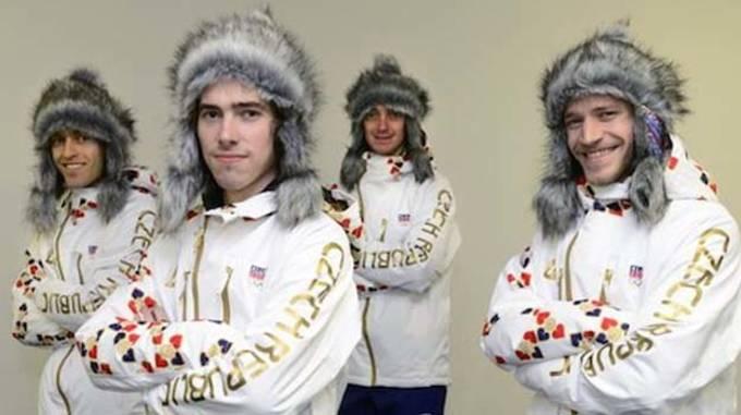 Ugly Olympics - Czech Republic 2014 Sochi
