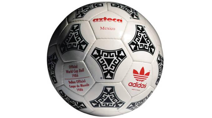 1986 FIFA World Cup Mexico adidas Azteca