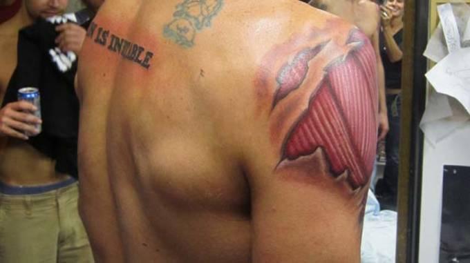 Crossfit Tattoo