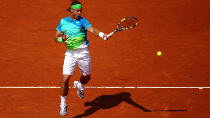 French Open outfit Rafael Nadal