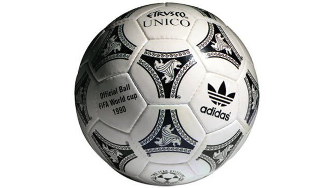 1990 FIFA World Cup Italy adidas Etrusco Unico