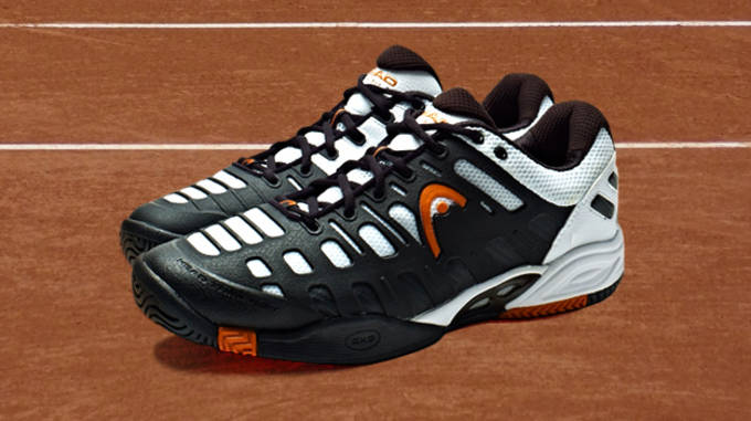 120ead6e8 While most sports, like basketball, football and soccer, generally only  require one type of shoe, tennis is different in that the sport's circuit  incudes ...