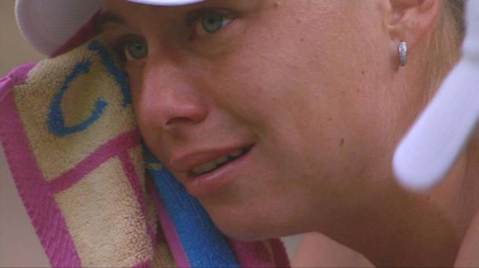 Vera crying
