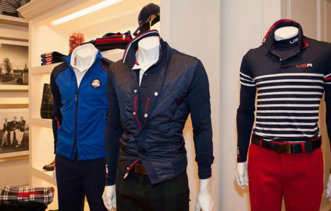 the pga of america partners with ralph lauren for the 2014