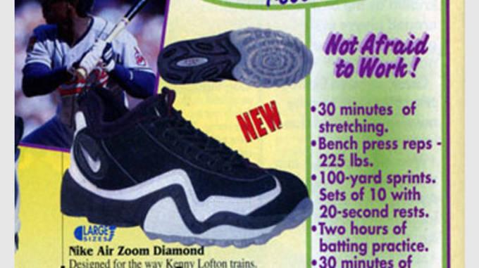 Nike Air Zoom Diamond