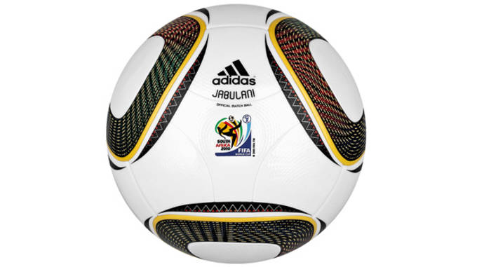 2010 FIFA World Cup South Africa adidas Jabulani