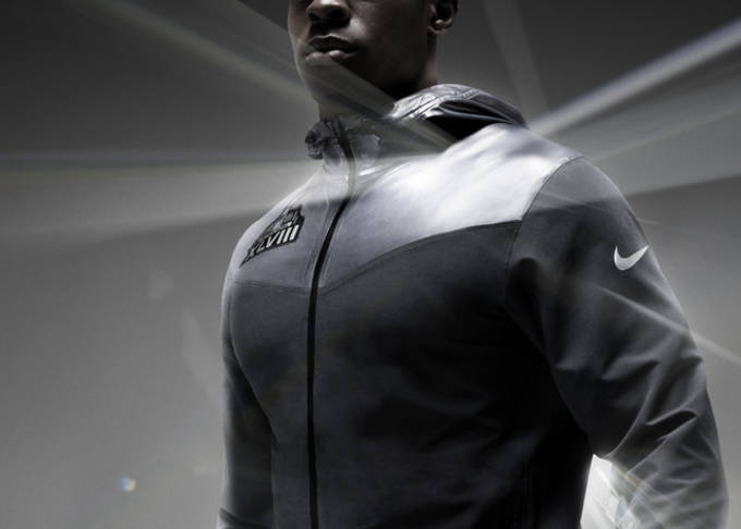 66759ae1b Nike Football Unveils Silver Speed Collection for Super Bowl XLVIII ...