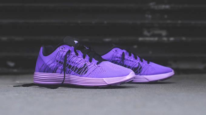Nike Lunaracer+ 3 Purple Venom
