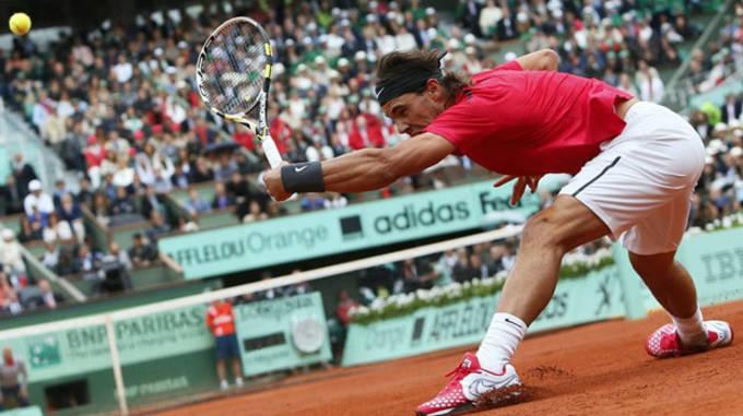 newest b3433 f5530 Rafael Nadal 2012 French Open