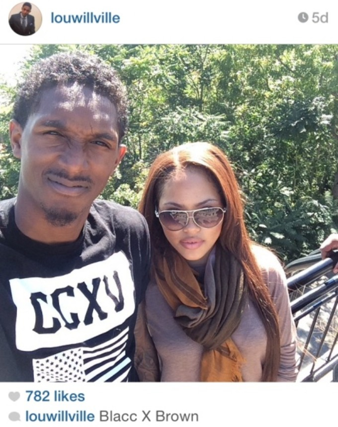 Lou Williams Baby Mother