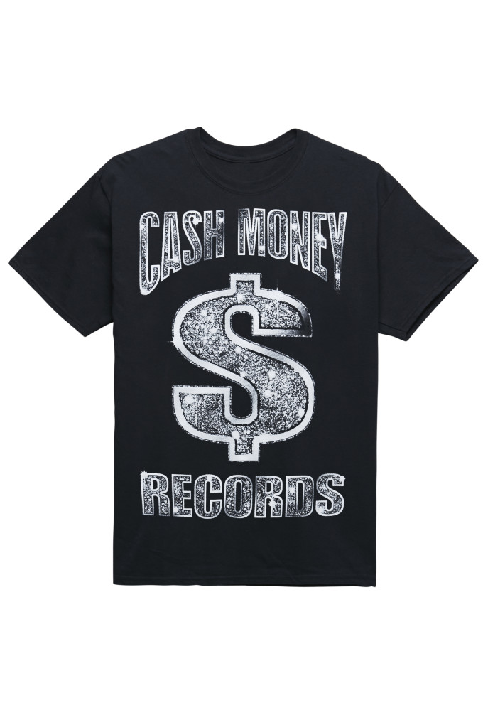 Cash Money x PacSun merch