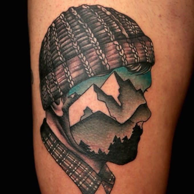 83 Awesome Y G Tattoos Cool Tattoo Designs: Pietro Sedda Surrealist Tattoos