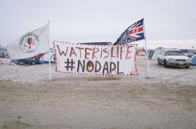 Water is Life, #NoDAPL