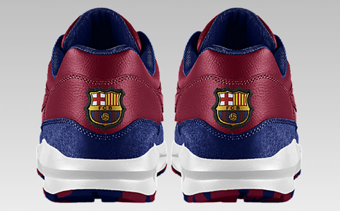size 40 454f8 e17eb The sneakers can sport each club s signature colors and crest. Get to  customizing today on NIKEiD before the options disappear.