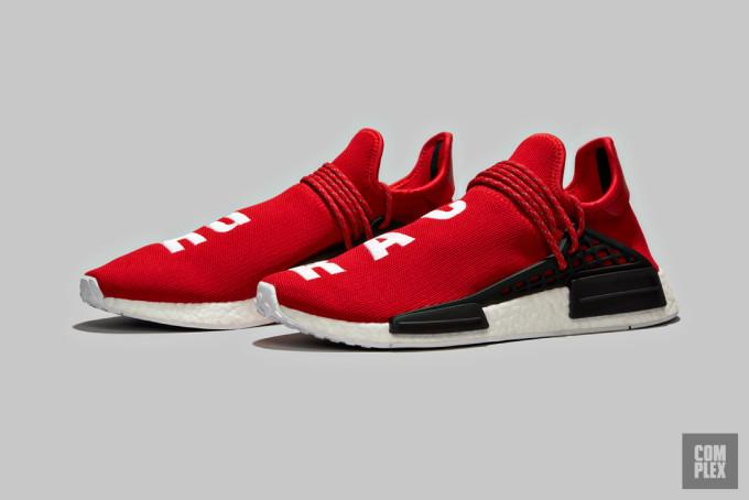 Pharrell x Adidas NMD 3