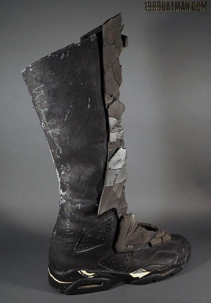 quality design 8fc87 a4df9 Air Jordan VI Batman Returns Prop Boot on eBay   Complex