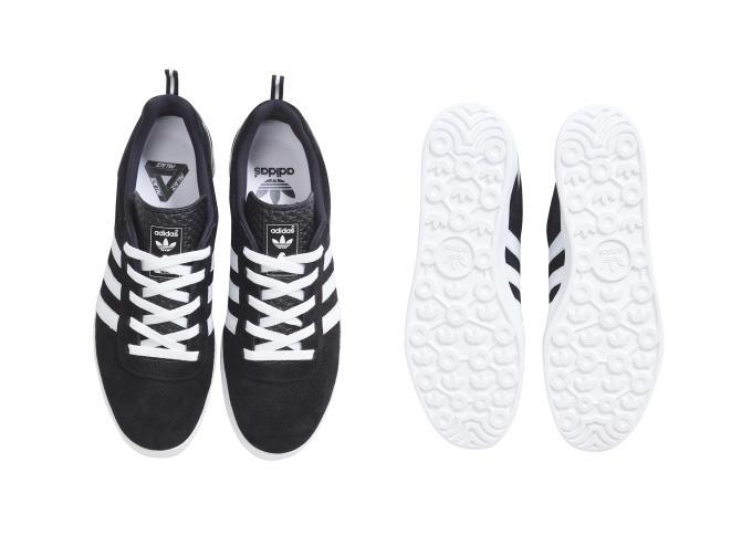 Palace Skateboards x Adidas Originals Compton Trainer