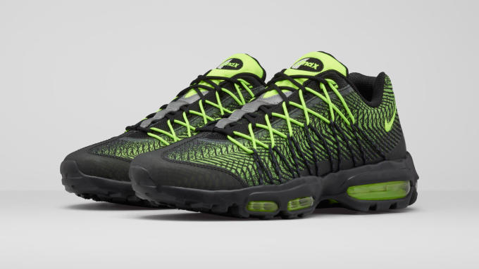 c6c469660ff63 The Air Max 95 Ultra Jacquard is the one that really pushes the envelope,