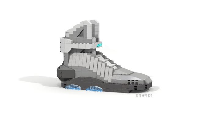 nike lego sneakers