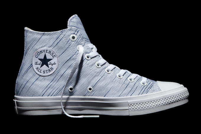 f2ed71cd90f1 Take a closer look at the Chuck Taylor All Star II Knit Collection below