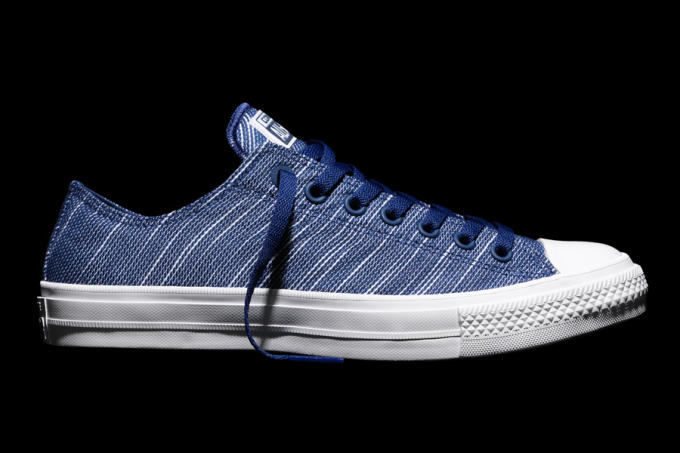 The festival inspired Converse Chuck Taylor All Star II Knit
