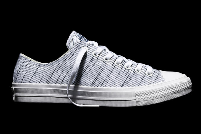 0ee879ddfad1 Take a closer look at the Chuck Taylor All Star II Knit Collection below   POST CONTINUES BELOW. News Converse Chuck ...