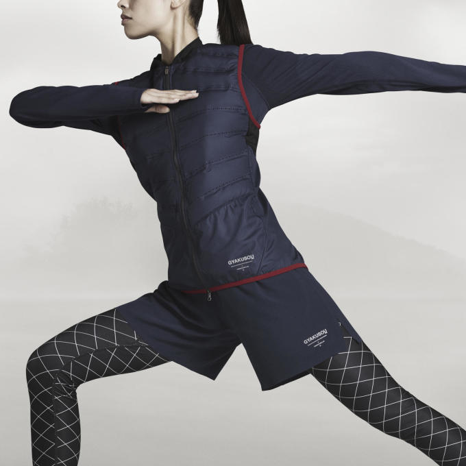 new concept e01e6 1e3bc Check out the collection in action below and look out for the full NikeLab  x Gyakusou Holiday 2015 range to release exclusively at NikeLab locations  on ...