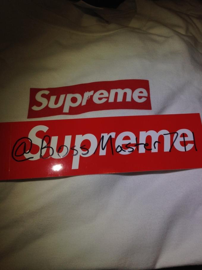 Supreme X Sopranos Box Logo Tee For Sale   Complex