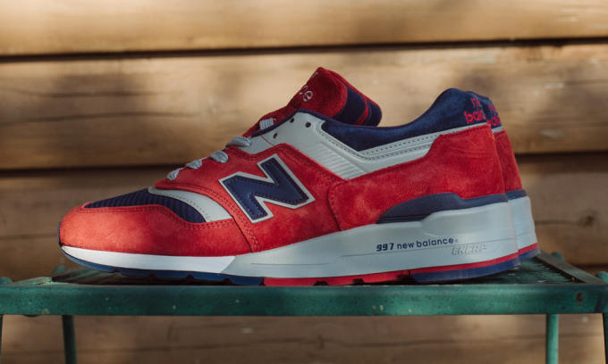pretty nice 3c8f1 c58a3 New Balance Made in U.S.A. Fall/Winter 2015 Collections ...