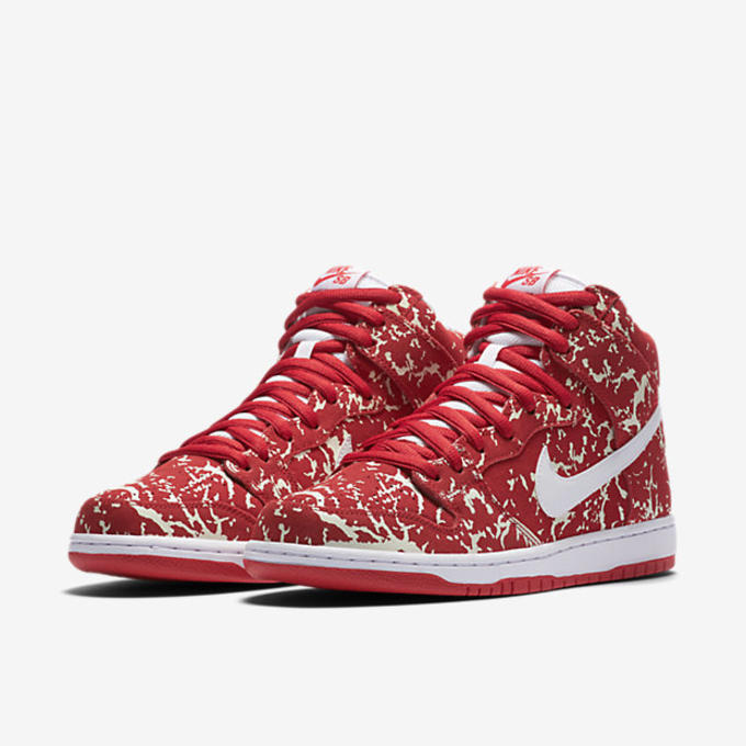 finest selection d36bc 0fcd8 The Nike SB Dunk High