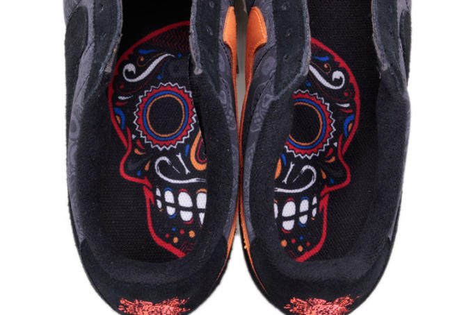 reputable site a84a1 4835e Day of the Dead begins on Oct. 31, but expect this sneaker to release some  time before then. News Nike Nike Cortez ...