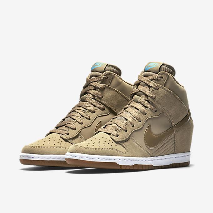 I Love Sneakers The Sneaker Blog: Nike Dunk Sky Hi Mesh