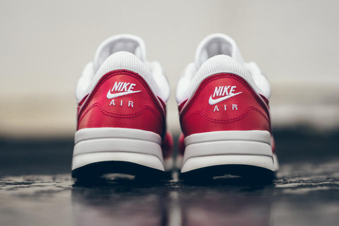 5aba8ade992 Nike Air Odyssey White and University Red