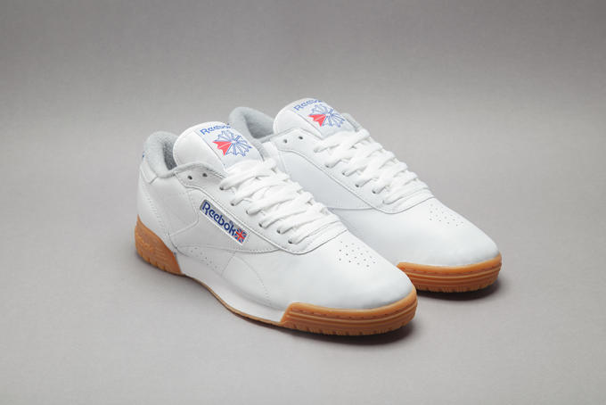 021698f66a6 Reebok White Gum Collection 2015