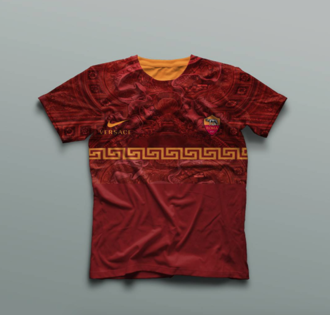 buy popular 1f3ff 34e86 A Graphic Designer Reimagines Soccer Kits by Kanye West ...