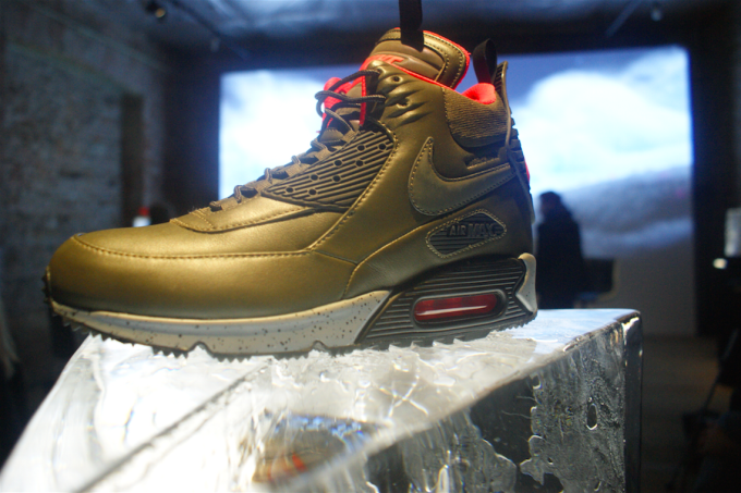 c39a653ccec1 Nike Sportswear Reveal Their New Sneakerboots Collection in Moscow ...