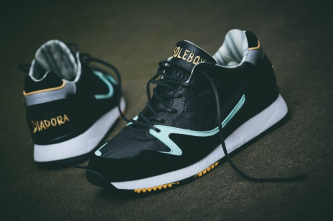 wholesale dealer aa378 5390d Diadora is good with taking their time to get things right. Originally my  shoe was planned to come out in July, but things got pushed back and the  release ...