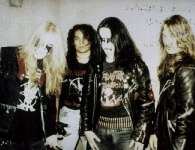 Dead and Euronymous