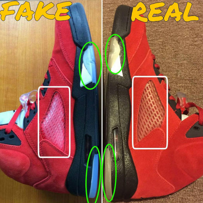 on sale 664f2 010ba italy air jordan 13 toro concept b9947 db2ef  switzerland from the side  profile the netting on a legitimate pair should have a milky cloudy
