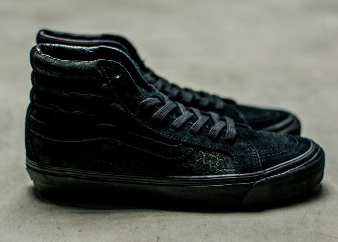 fe77d54d15 Vans has revealed the complete WTAPS fall winter 2015 collection today  which includes two other silhouettes in multiple colorways. The global  release is set ...