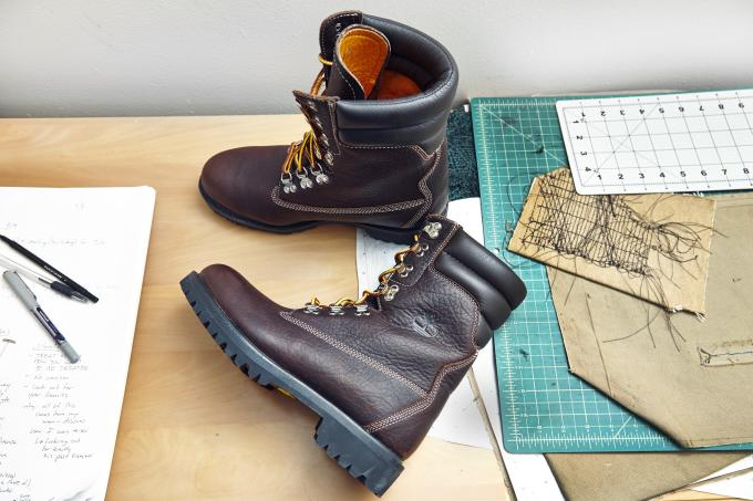 finest selection 5c4e7 e8865 Exclusive  Timberland Taps A AP Bari to Model Its New Hazel Highway ...