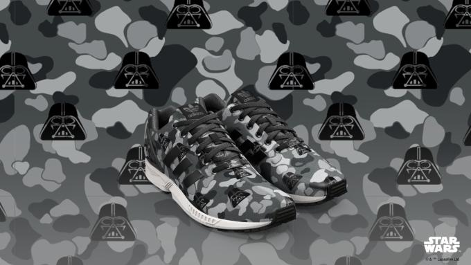 540ff55d9 Adidas Celebrates May the Fourth with Mi ZX Flux x Star Wars ...