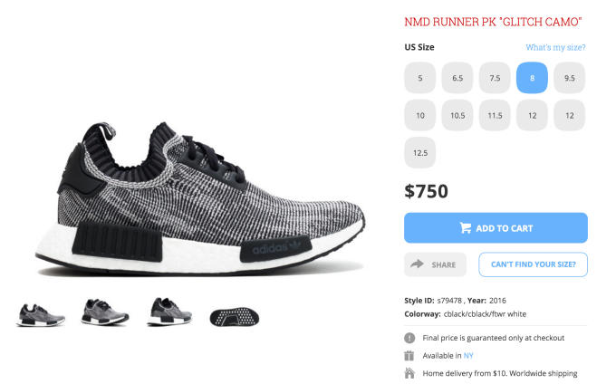 87d0af356 It will be interesting to see if these prices stick as adidas continues to  roll out more general release NMD colorways.