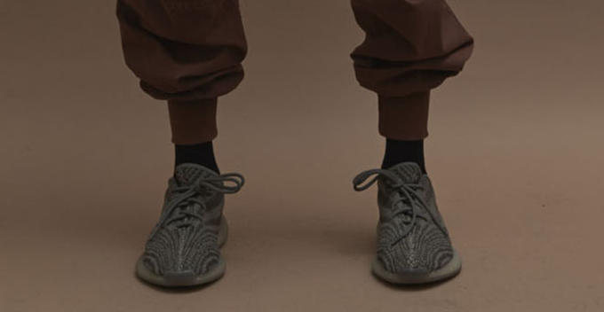 New adidas Yeezy Boost Sneakers From Yeezy Season 3 Show