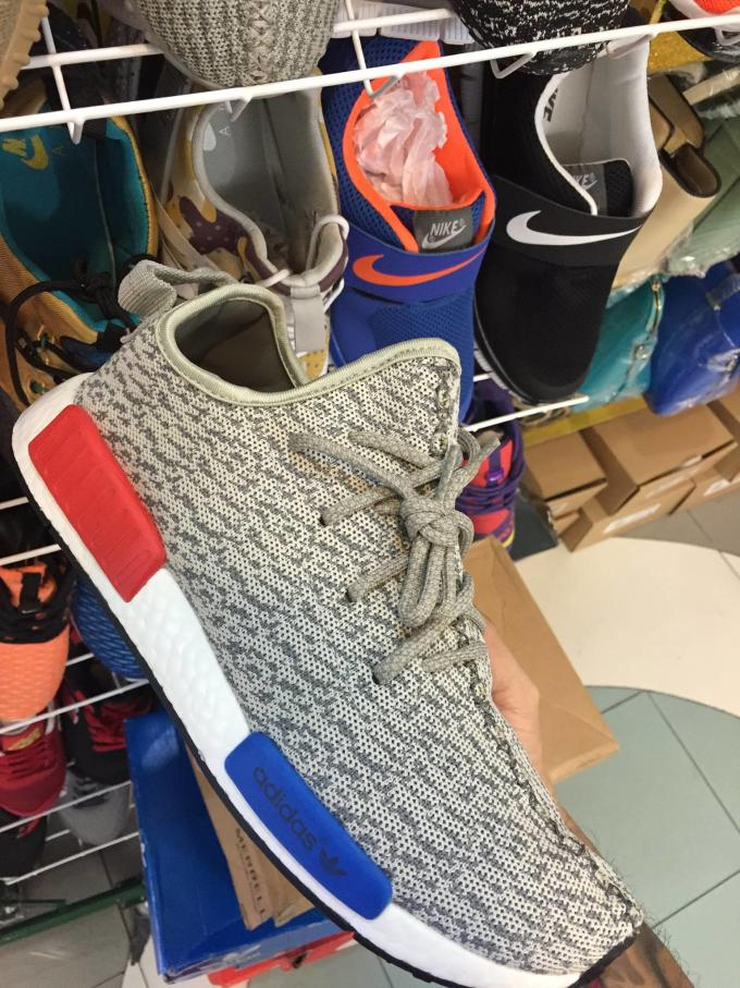 865b94b22ee Fake adidas Yeezy Boost 350 and NMD Runner Hybrid Sneakers | Complex